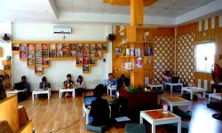 Caphe sách - Nét đẹp văn hóa giải trí tại Đà Nẵng
