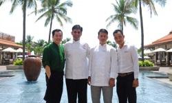 Người Việt đầu tiên làm bếp trưởng tại resort 5 sao Đà Nẵng