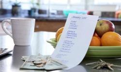 10 bí quyết tiết kiệm tiền mua thực phẩm ít người biết