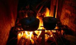 Những gian bếp xưa